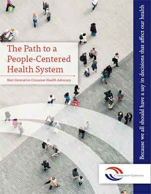Cover of The Path to a People-Center Health System Report